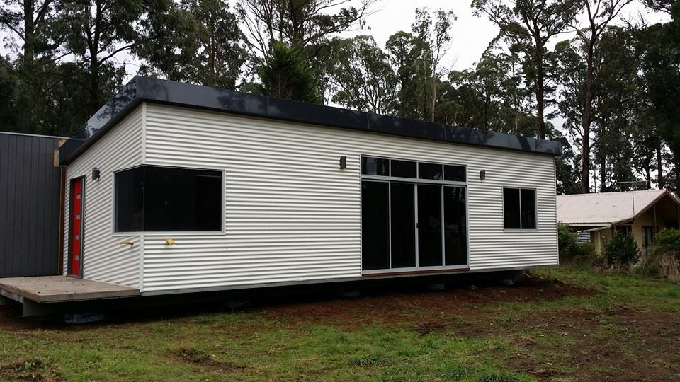 Transportable homes kit relocatable houses melbourne for Home builders victoria