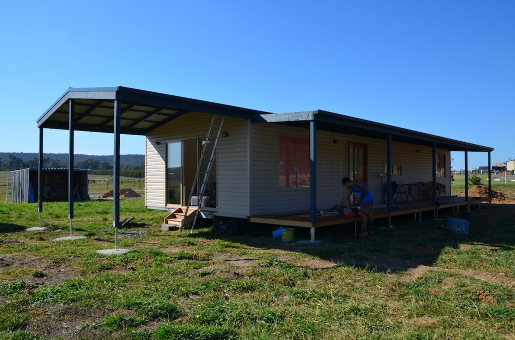 Granny Flats Cabins Melbourne Victoria Relative