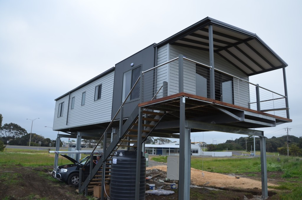 Granny flats cabins melbourne victoria relative for Prefab homes melbourne