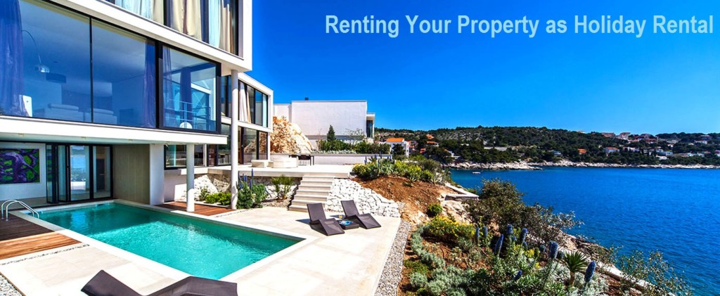 Renting Your Property as Holiday Rental