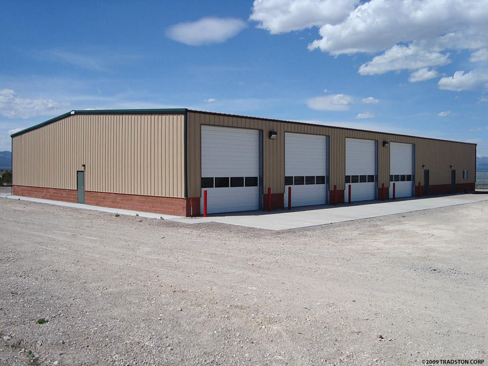 Prefab Metal Buildings